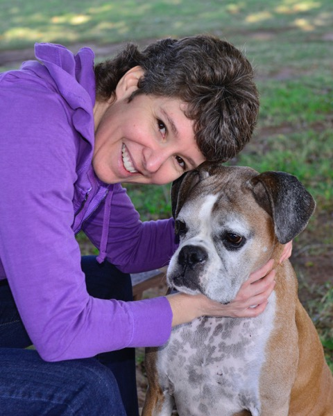 Erin Taylor Young and Henry - Author Photo - June 2015
