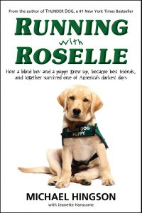 Jeanette Hanscome - Running with Roselle - Book Cover
